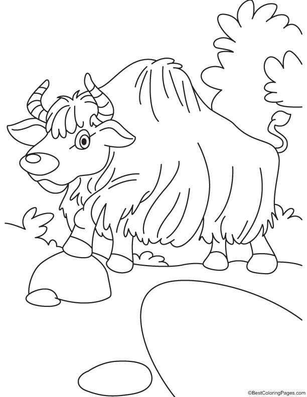 Coloring Page Yellow 28 Images