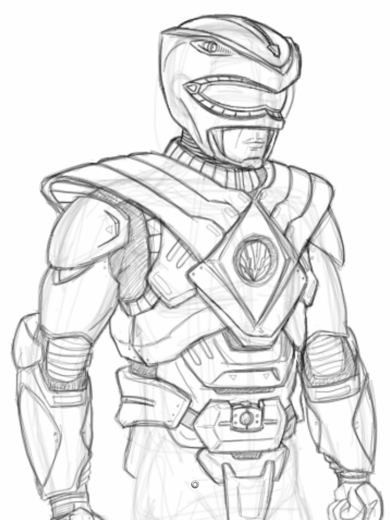 Megazord Coloring Pages : megazord, coloring, pages, Printable, Power, Rangers, Coloring, Pages