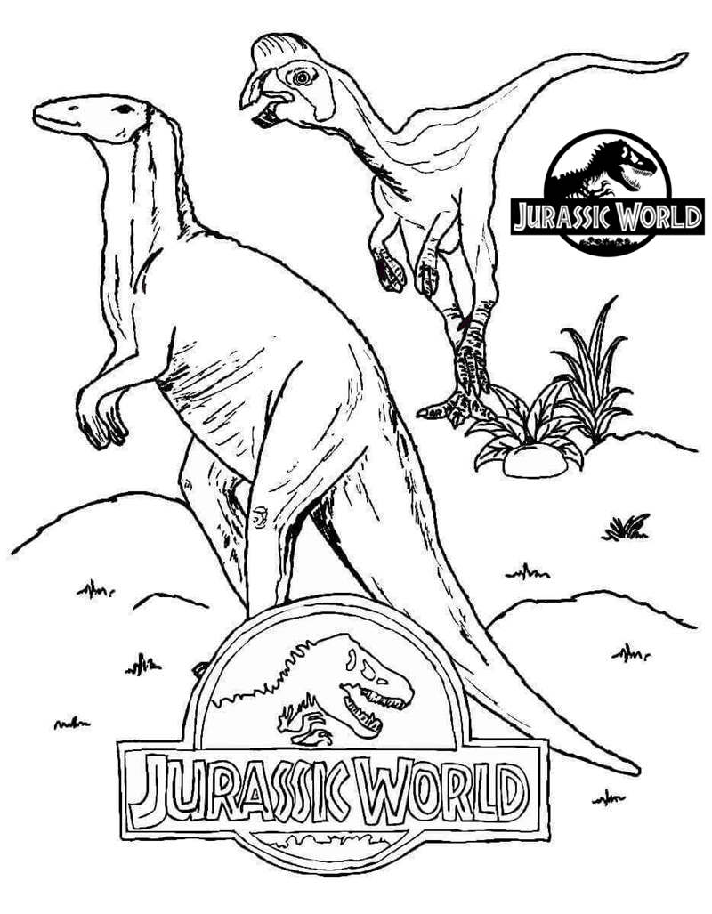 Jurassic World Lego Coloring Pages : jurassic, world, coloring, pages, Jurassic, World, Coloring, Pages