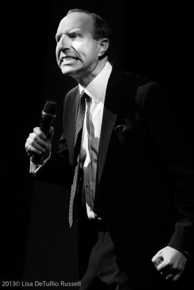 Chris Monty comedian