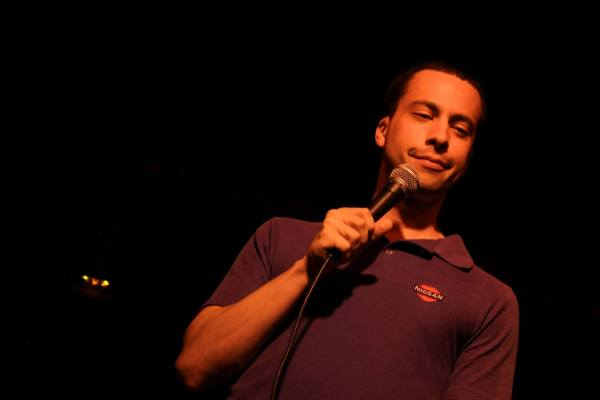 Brent Sullivan comedian