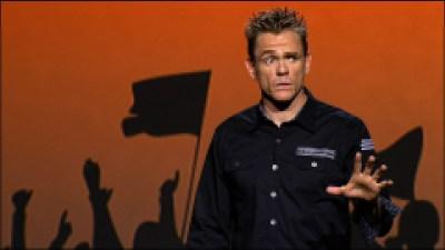 Christopher Titus comedian