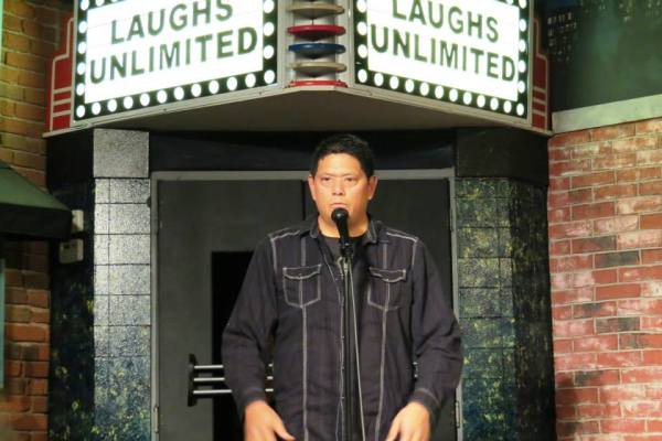 Jimmy Earll comedy
