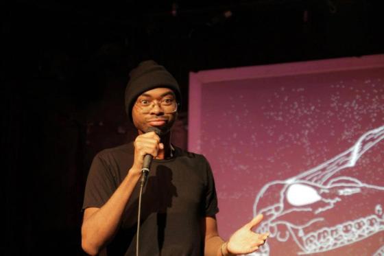 Shakir Standley comedian