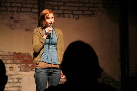 Susan Burke comedy
