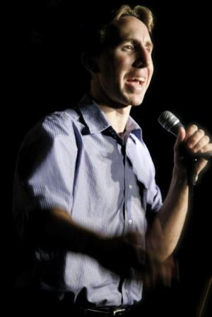 Cory Jarvis Comedian