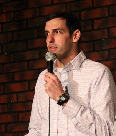 Dan Shaki Comedian