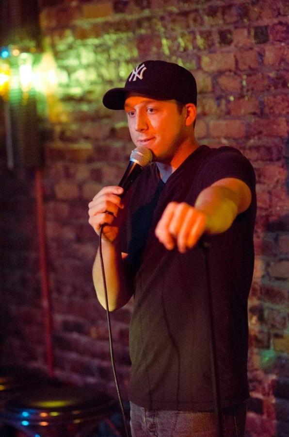 Kevin Dombrowski Comedian