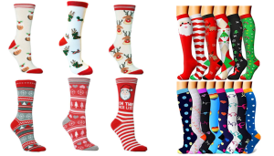 Christmas Compression socks Selection and wearing – Guide 2020