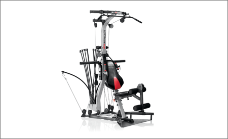 Upper Body Workout: Bowflex Xtreme 2 Upper Body Workout