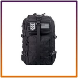 3v Paratus Gear 3-Day Tactical Backpack Operator's