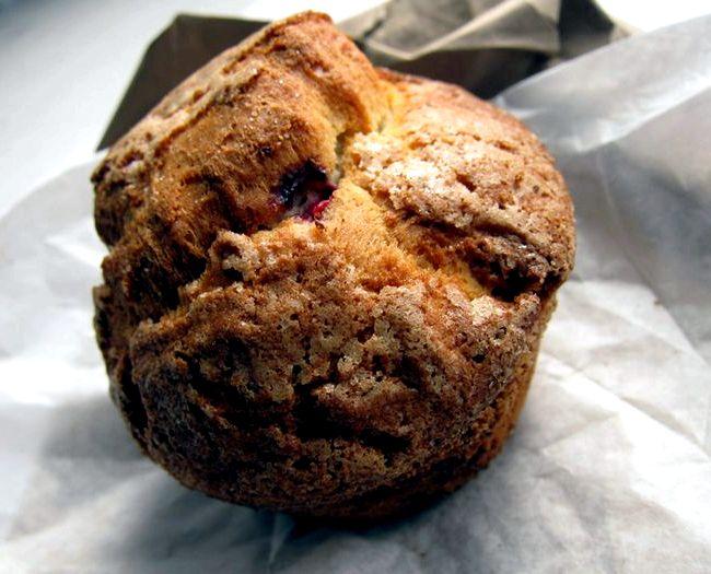 Blue Sky Bakery Brooklyn Muffin Recipe