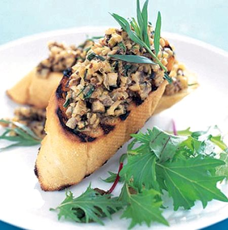 Tarragon recipe replacement for vegetable oil