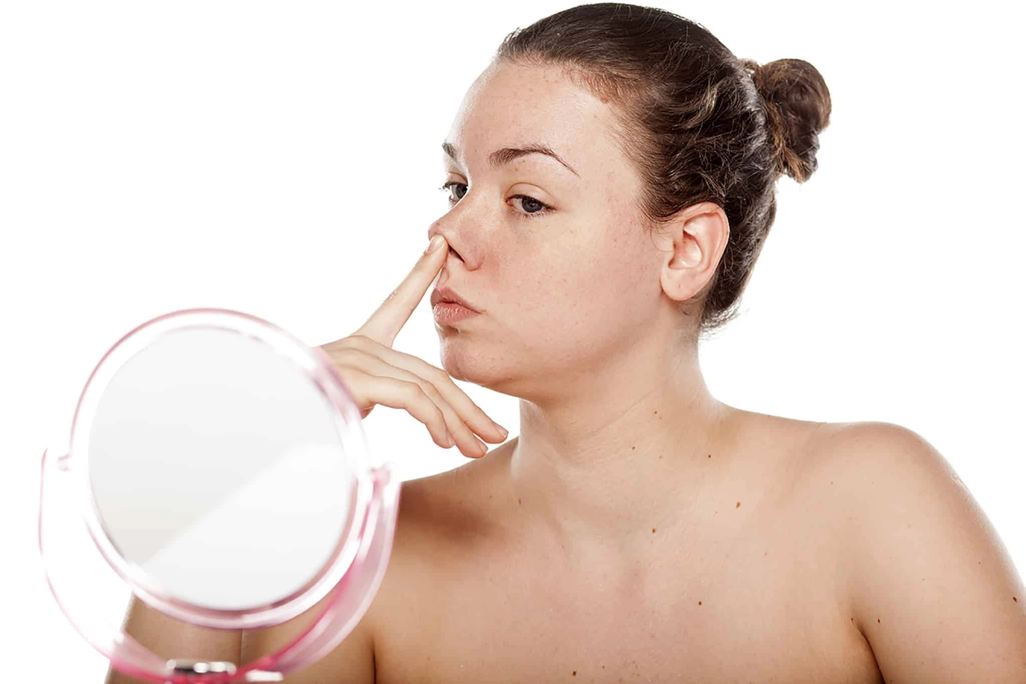 nose job cosmetic surgery alternative