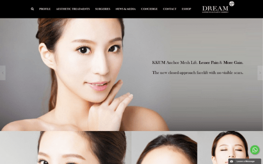Dream Aesthetic Clinic Singapore