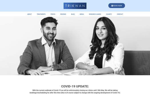 Trikwan Clinic London UK