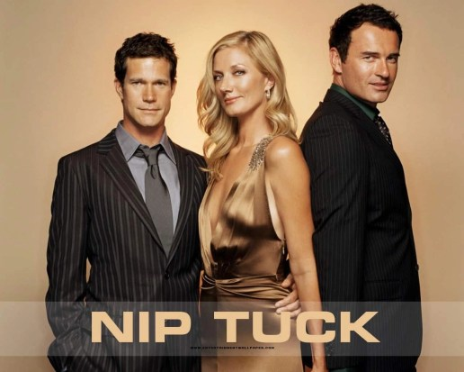 nip and tuck cosmetic surgery show
