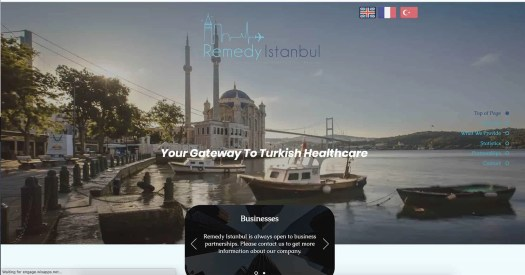 Remedy Clinic Istanbul Turkey