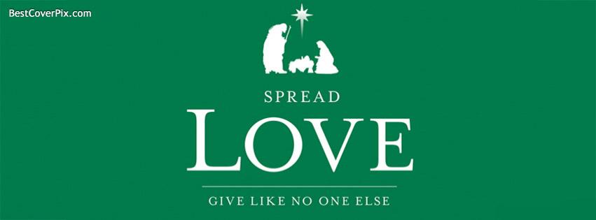 spread love cover