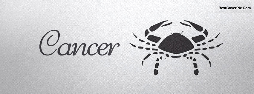 Cancer Horoscope Facebook cover