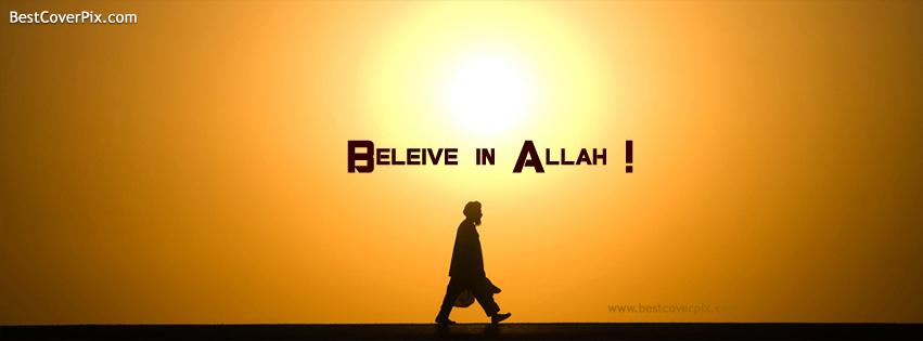 beleive in allah best