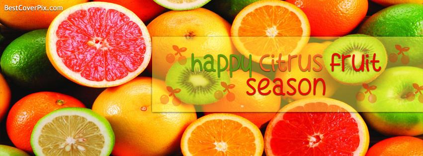 happy citrus fruit season fb cover