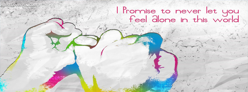 promise fb cover photo