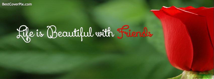 friends fb cover photo
