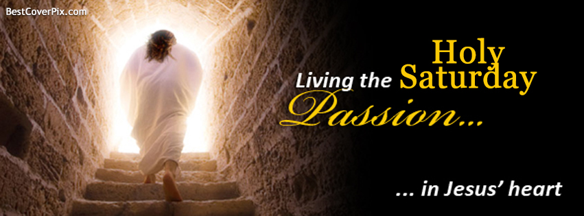 holy saturday cover photo