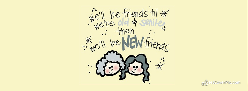 best friends quotes banners