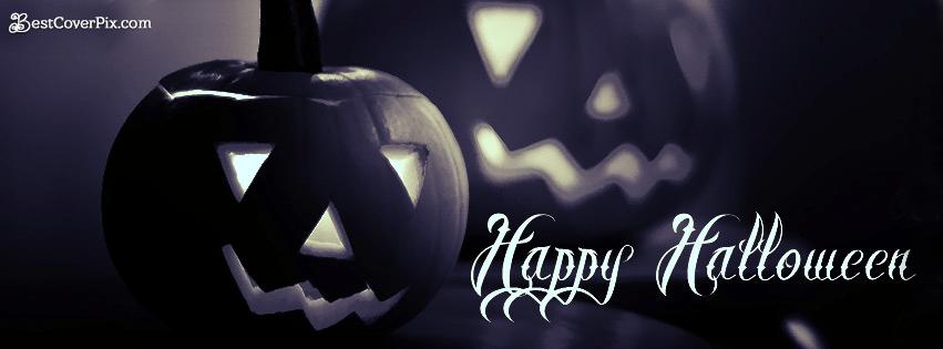 happy halloween facebook photo