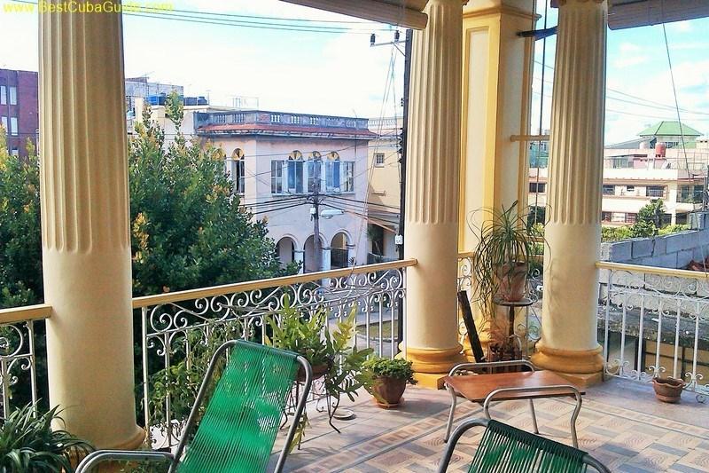 casa particular pastorita vedado havana balcony 2  Best Cuba And Havana Casas Particulares