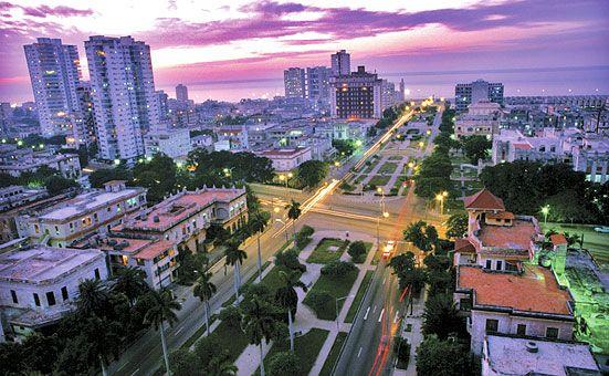 Casas Particulares in Vedado Central and Old Havana Cuba