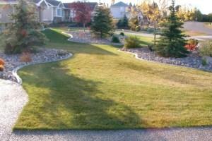 mower edge curb