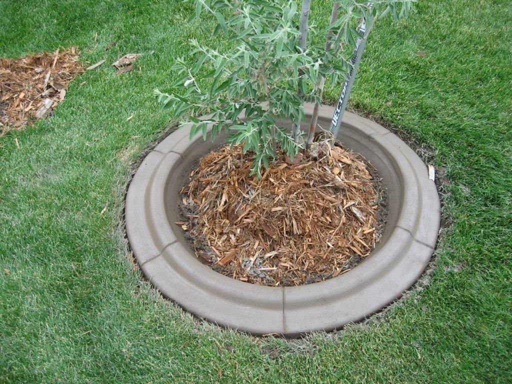 small curb circle