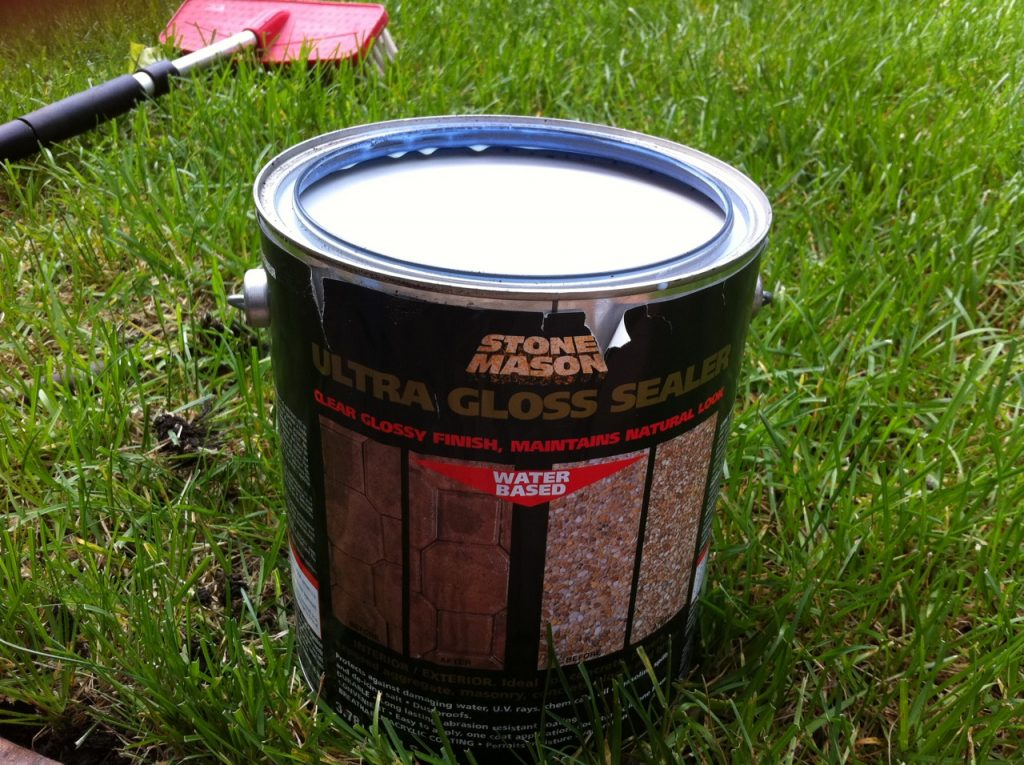 we actually prefer OIL base sealer but this will do