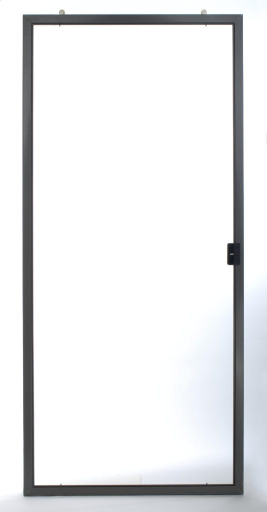30 x94 economy sliding screen door assembled custom for Custom sliding screen doors