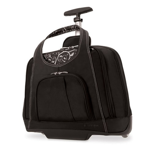 Top Ladies Rolling Laptop Bag 2017