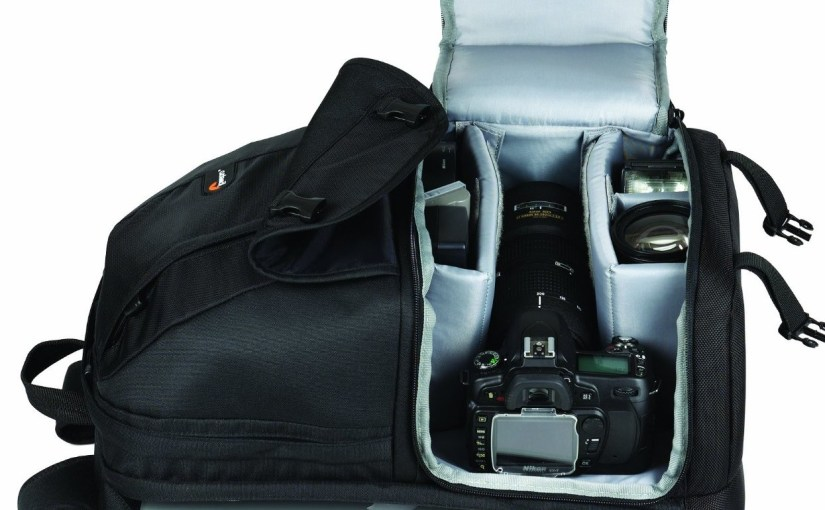 Top Camera Bags – backpacks, wheeled and over the shoulder