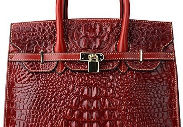 Unique Genuine Leather iPad / Tablet purses and handbags for women