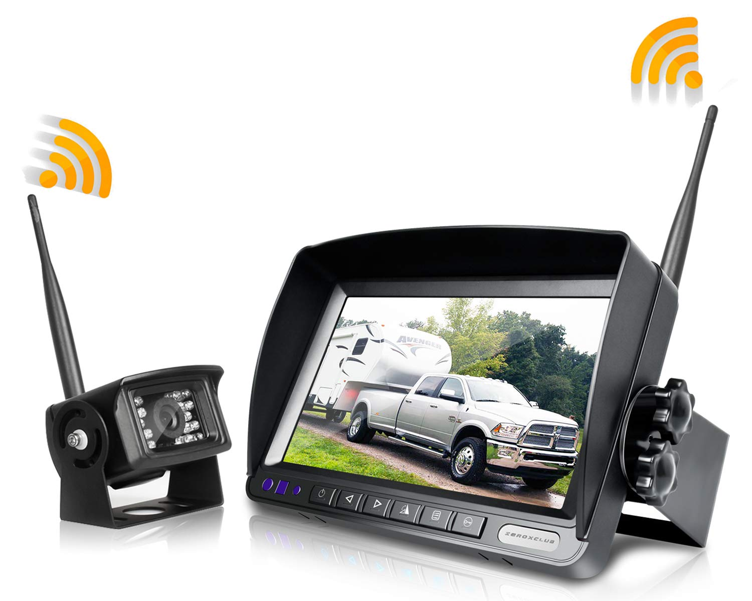hight resolution of best wireless backup camera for rv