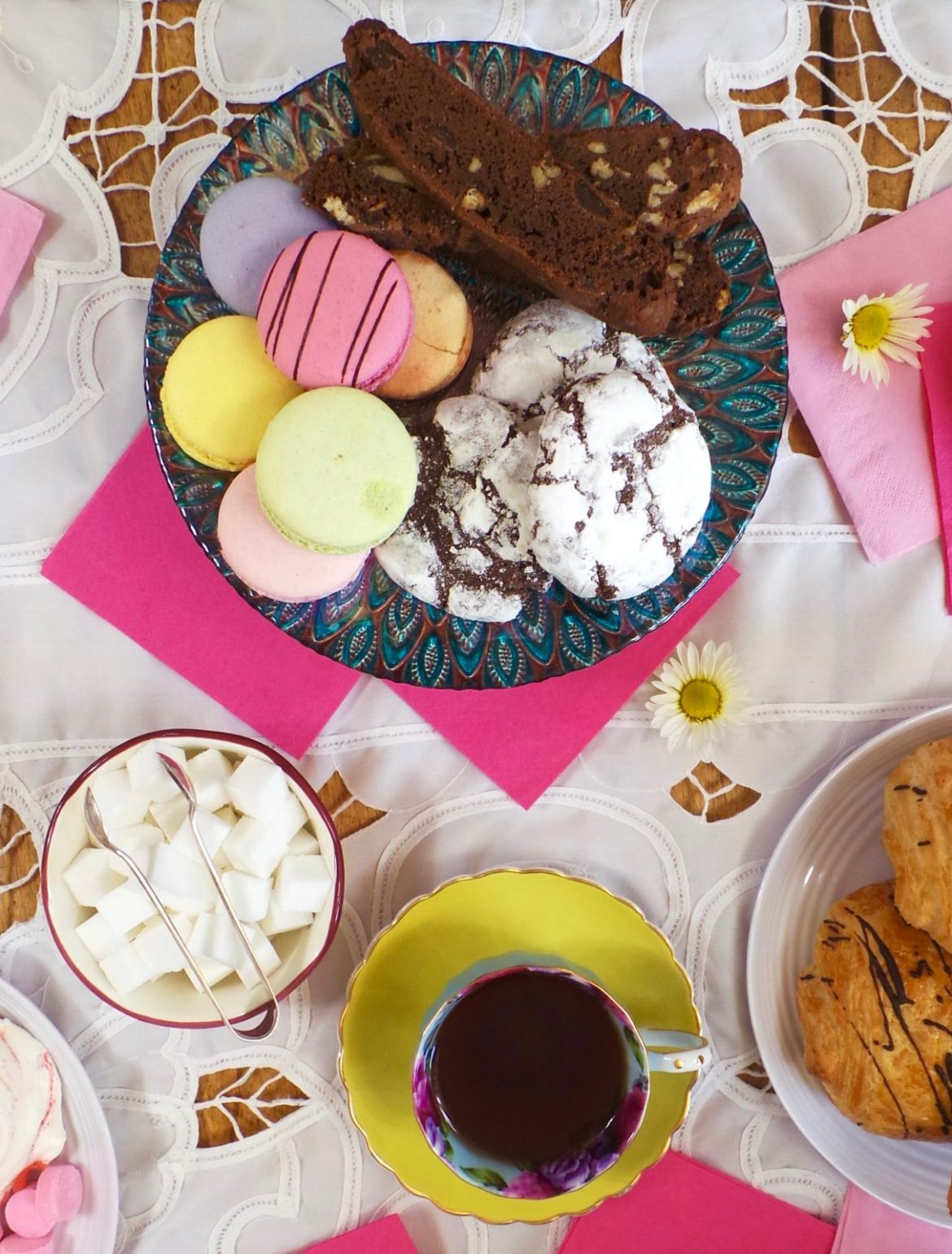 Host an Over the Top Tea Party
