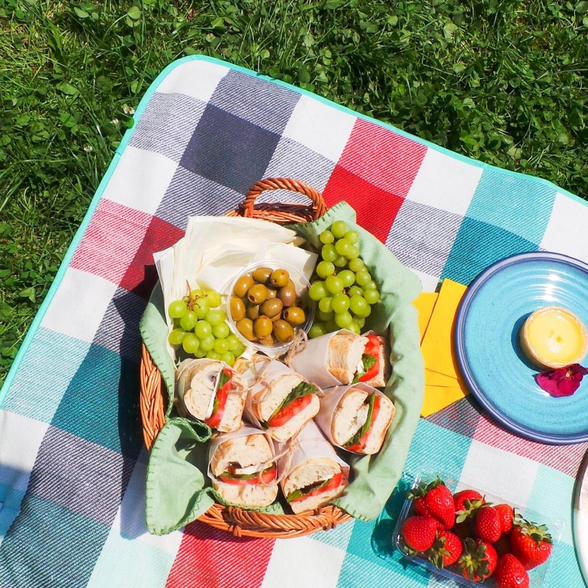 How to Have An Awesome Picnic Date