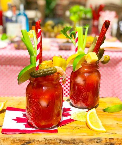 How to Host a Caesar Bar
