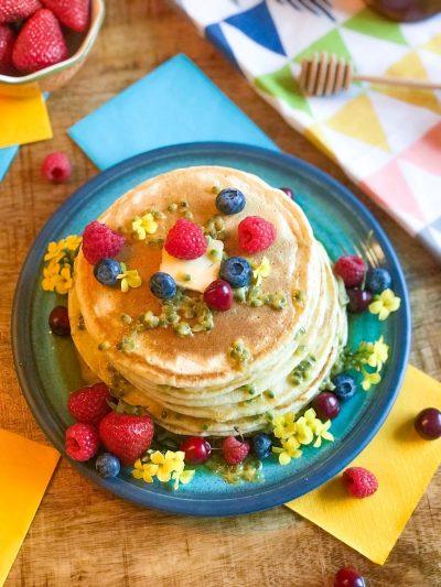 Best Ever Pancake Recipe