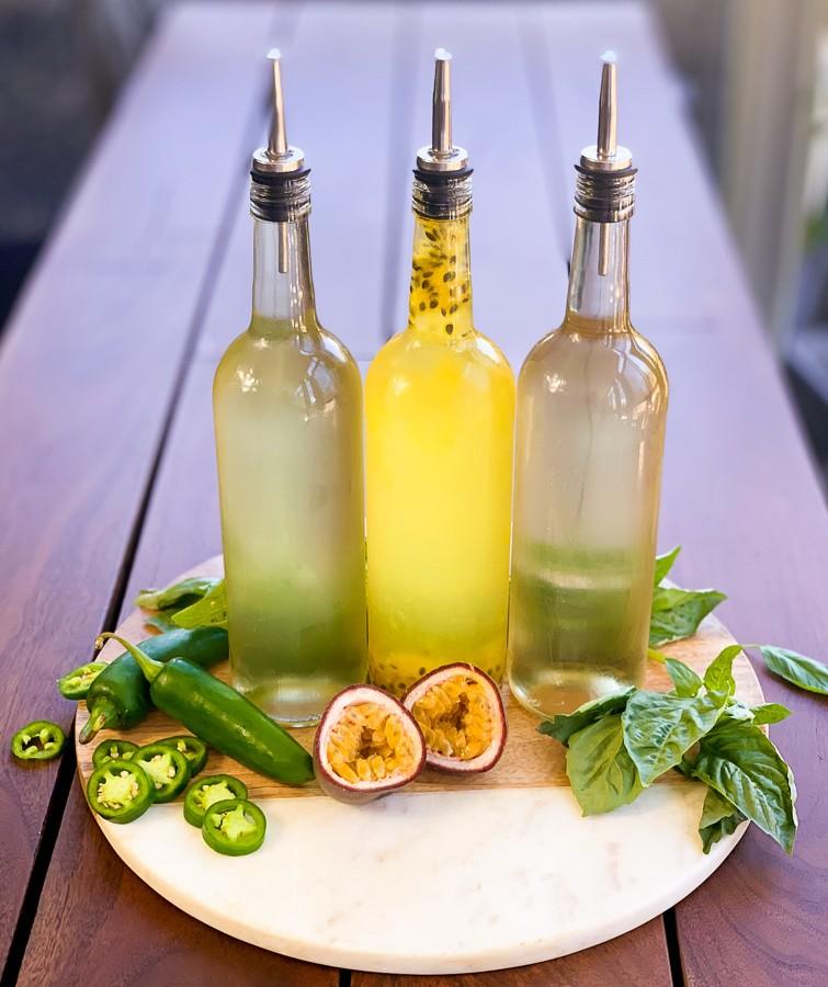 Cocktail Syrups DIY