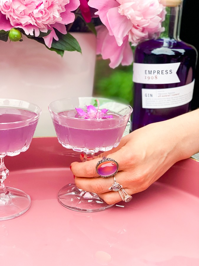 The Empress Cocktail