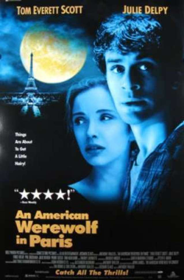 American Werewolf in Paris Favourite Scary Movies