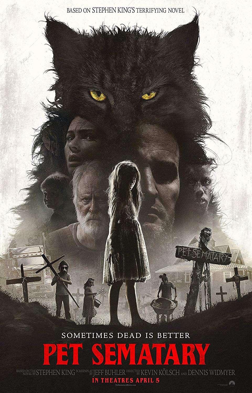 Pet Semetary Favourite Scary Movies