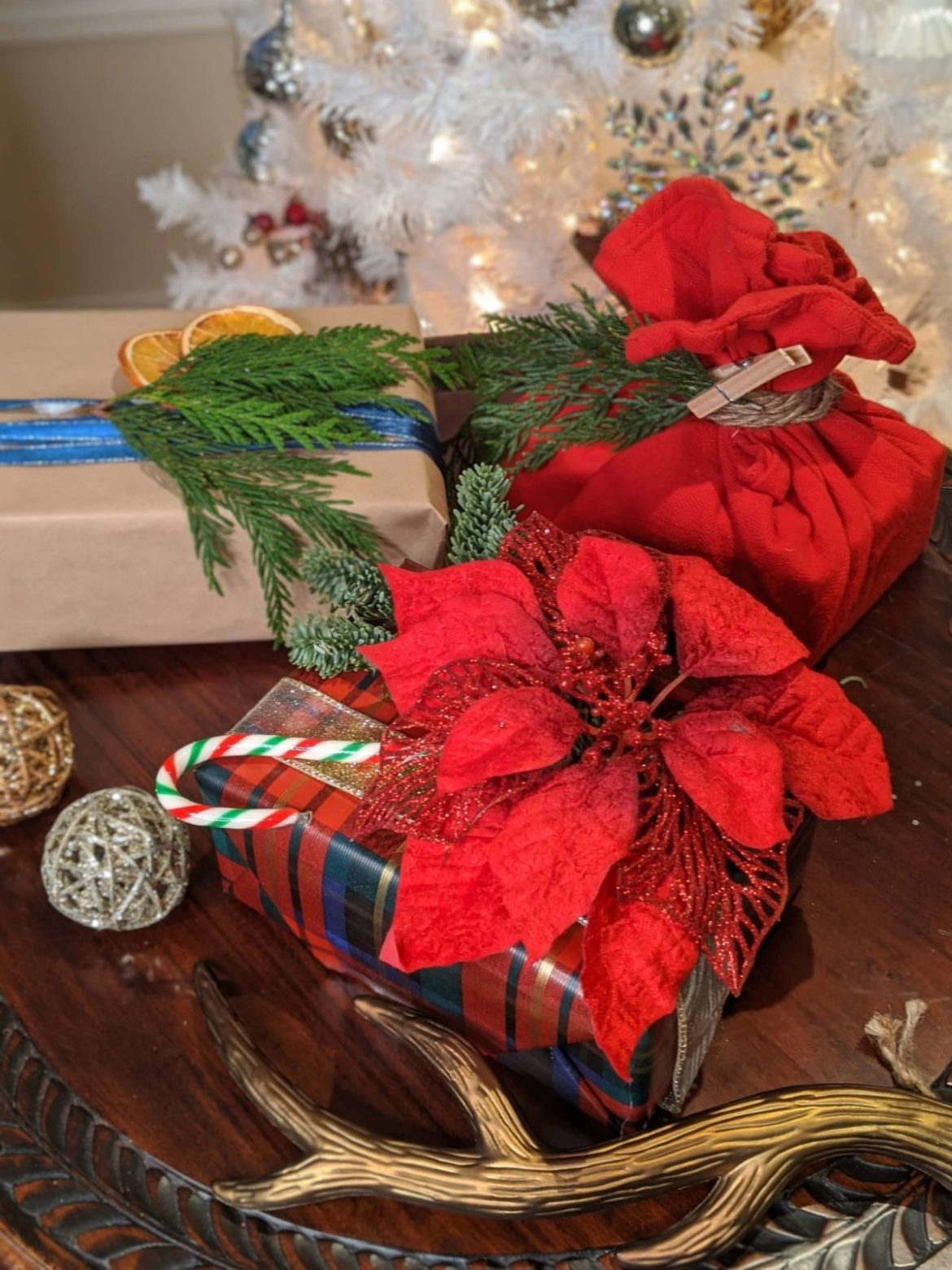 Christmas Wrapping Party